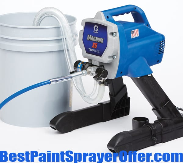 Graco Magnum Paint Sprayer Graco Magnum 262800 X5 Stand