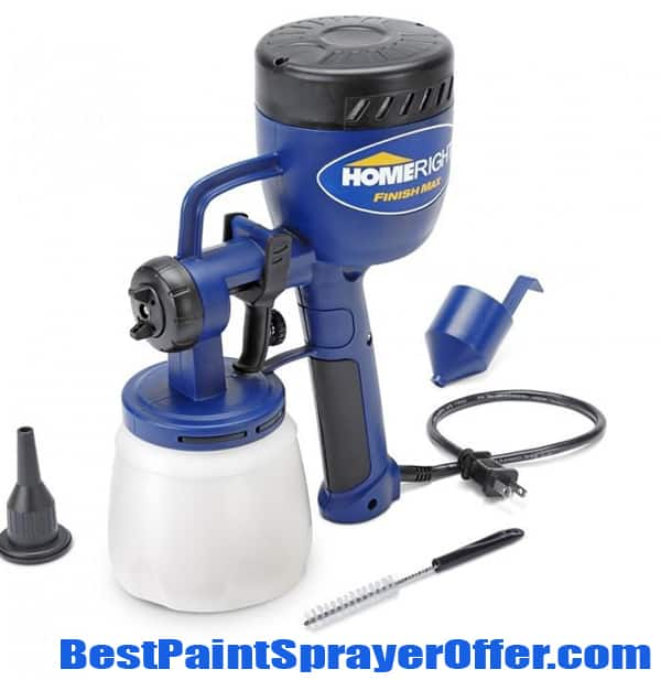 HomeRight C800766 Finish Max Fine Finish HVLP Sprayer