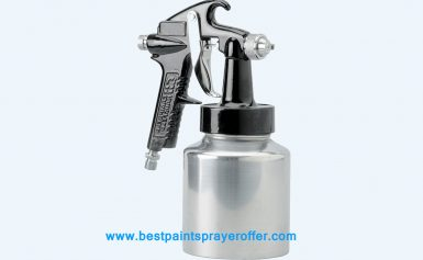 SPRAYIT SP-31000 LVLP Siphon Feed Spray Gun