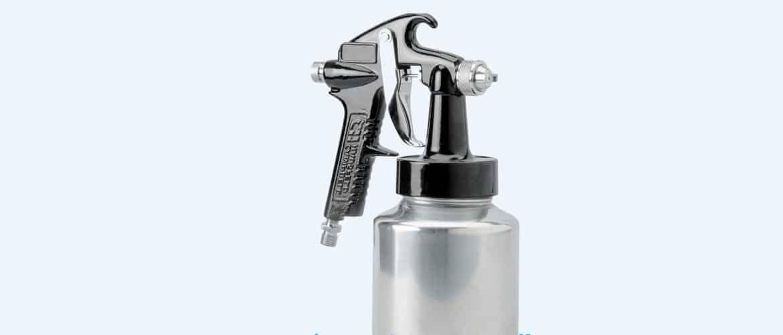Campbell Hausfed DH650001AV Siphon-Feed Spray Gun