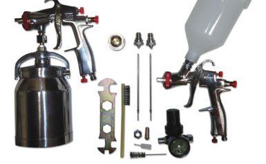 SPRAYIT LVLP Spray gun kit SP-33310K