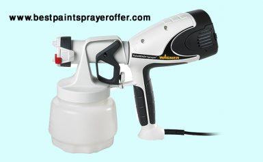 Wagner 0529002 Paint Ready Sprayer, 1-10 Inch Spray Pattern
