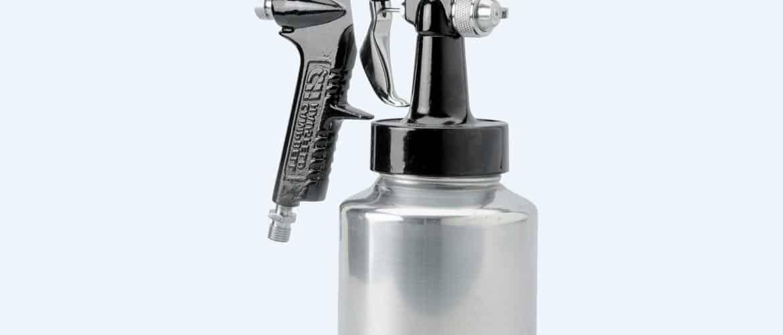 SPRAYIT SP-31000 LVLP Siphon Feed Spray Gun