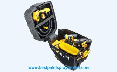 Wagner 0529021 FLEXiO 890 HVLP Paint Sprayer