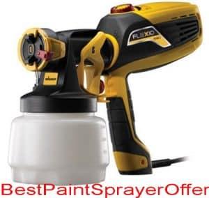 Wagner FLEXiO 590 HVLP Paint Sprayer