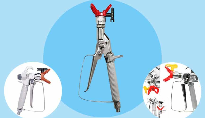 Dusichin Airless paint spray gun, DUS-036