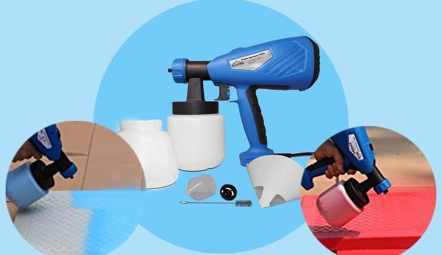 PaintWIZ Handheld Paint Sprayer