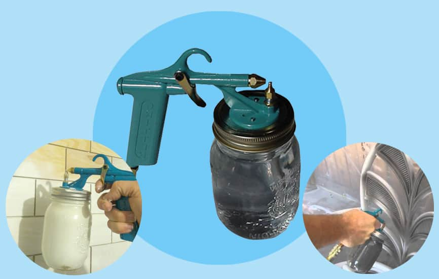 Critter Spray Product 22032 118sg Siphon Gun Best Paint