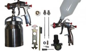 SPRAYIT LVLP Spray gun kit SP-33310K
