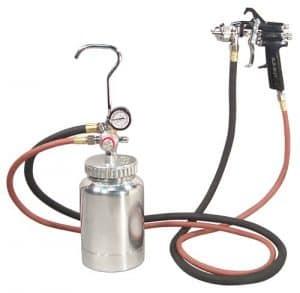 Astro 2PG7S Pressure Pot spray gun
