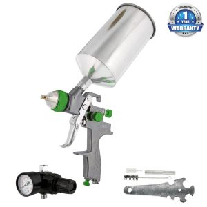 TCPGlobal Gravity Feed HVLP Spray Gun