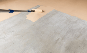 5 Steps to Paint Garage Floor